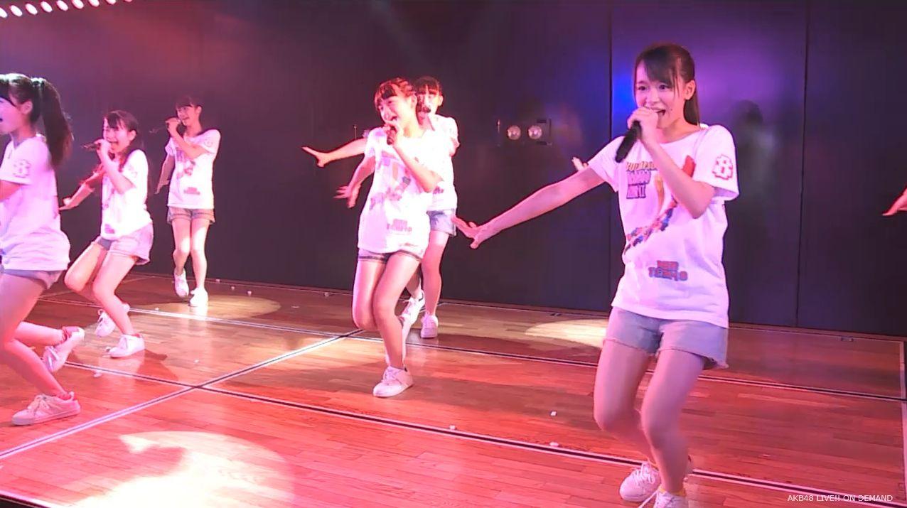 AKB48チーム8 スカートひらり 20140805 (20)