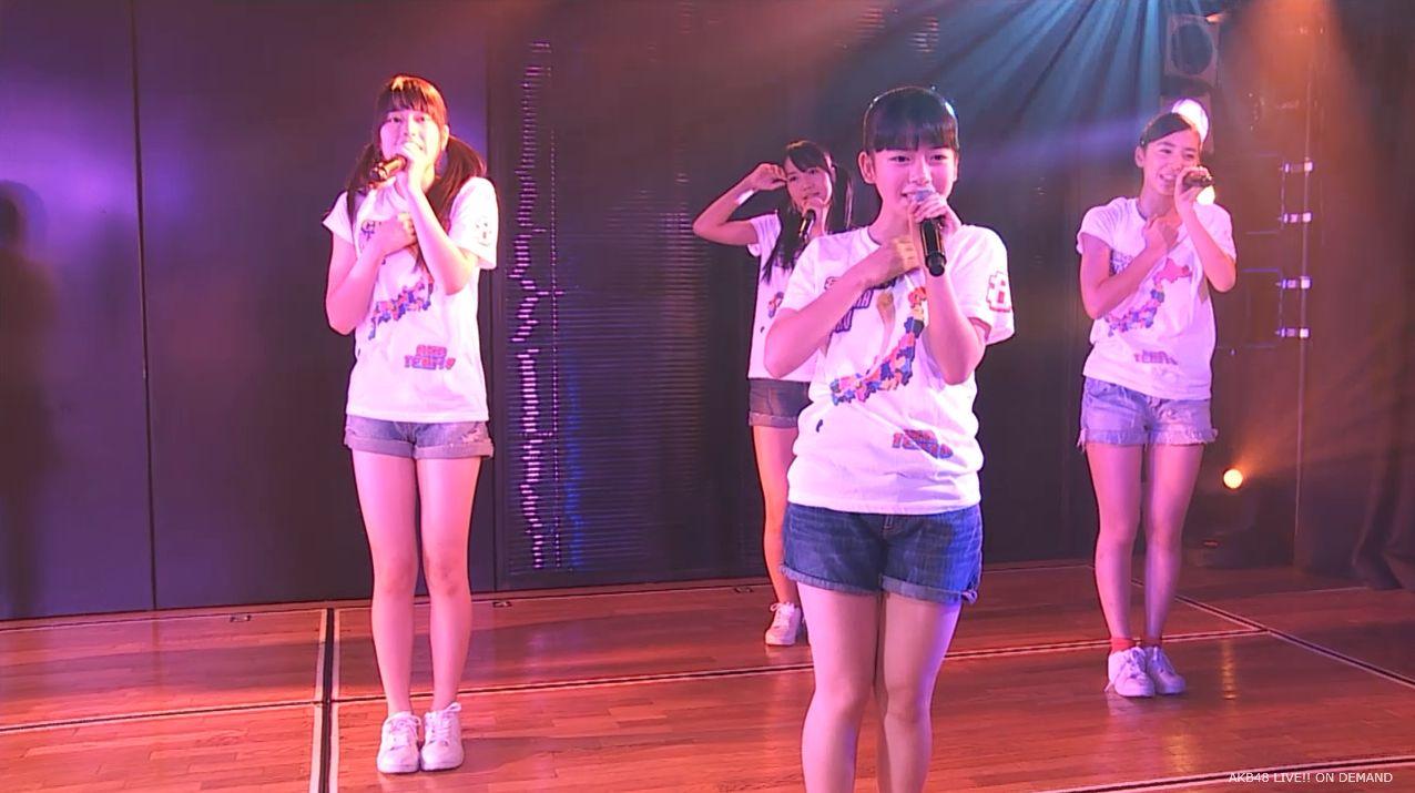 AKB48チーム8 スカートひらり 20140805 (23)