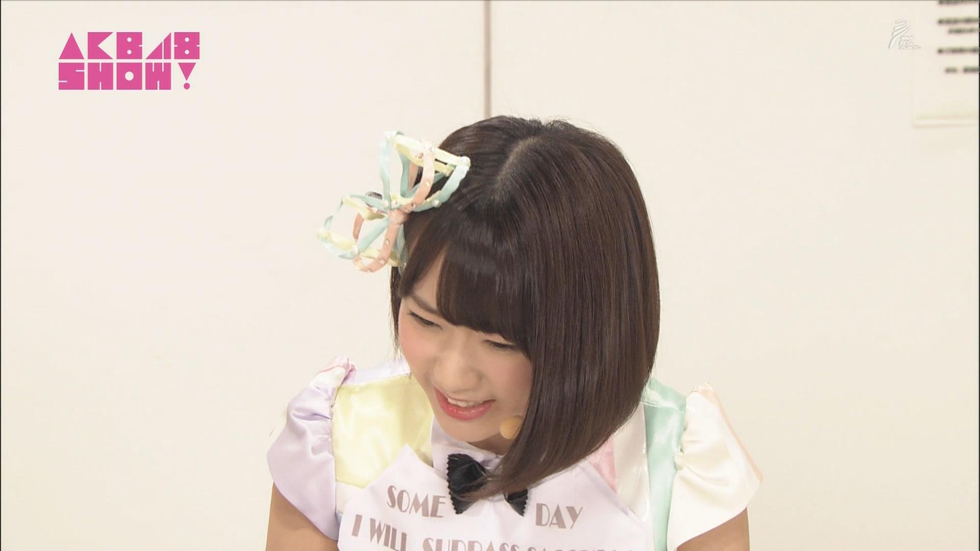 AKB48SHOW 心のプラカード 宮脇咲良 20140830 (6)
