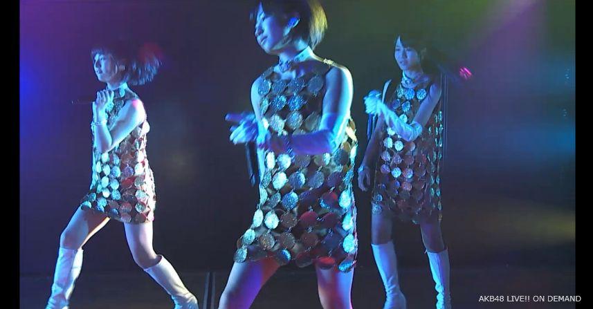 チーム8 「キスはだめよ」(福地礼奈、佐藤栞、岩﨑萌花) (9)