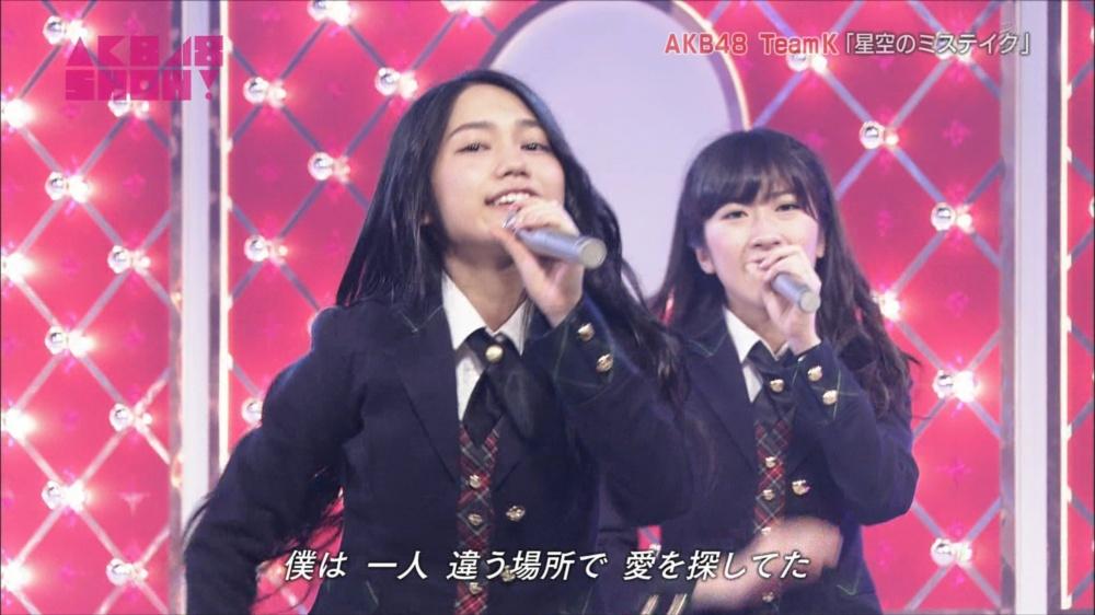 AKB48SHOW チームK 星空のミステイク 20140816 (43)_R