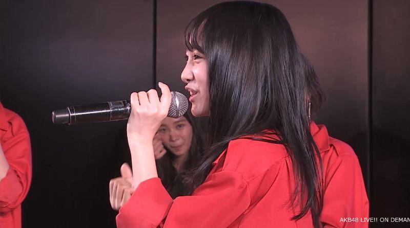AKB48向井地美音 チーム4公演 自己紹介 20140731 (9)