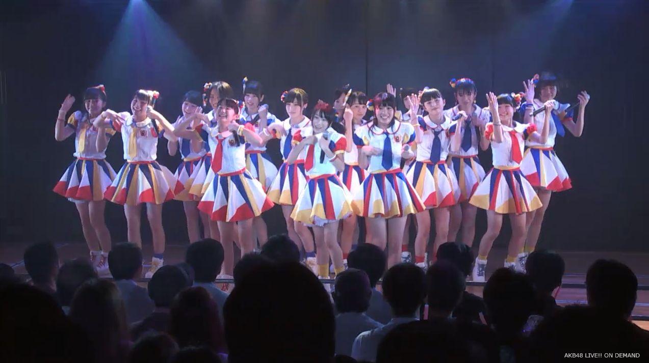 チーム8坂口渚沙 劇場公演デビュー 20140806 (151)