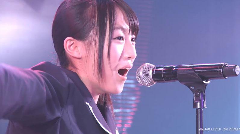 チーム8坂口渚沙 劇場公演デビュー 20140806 (95)