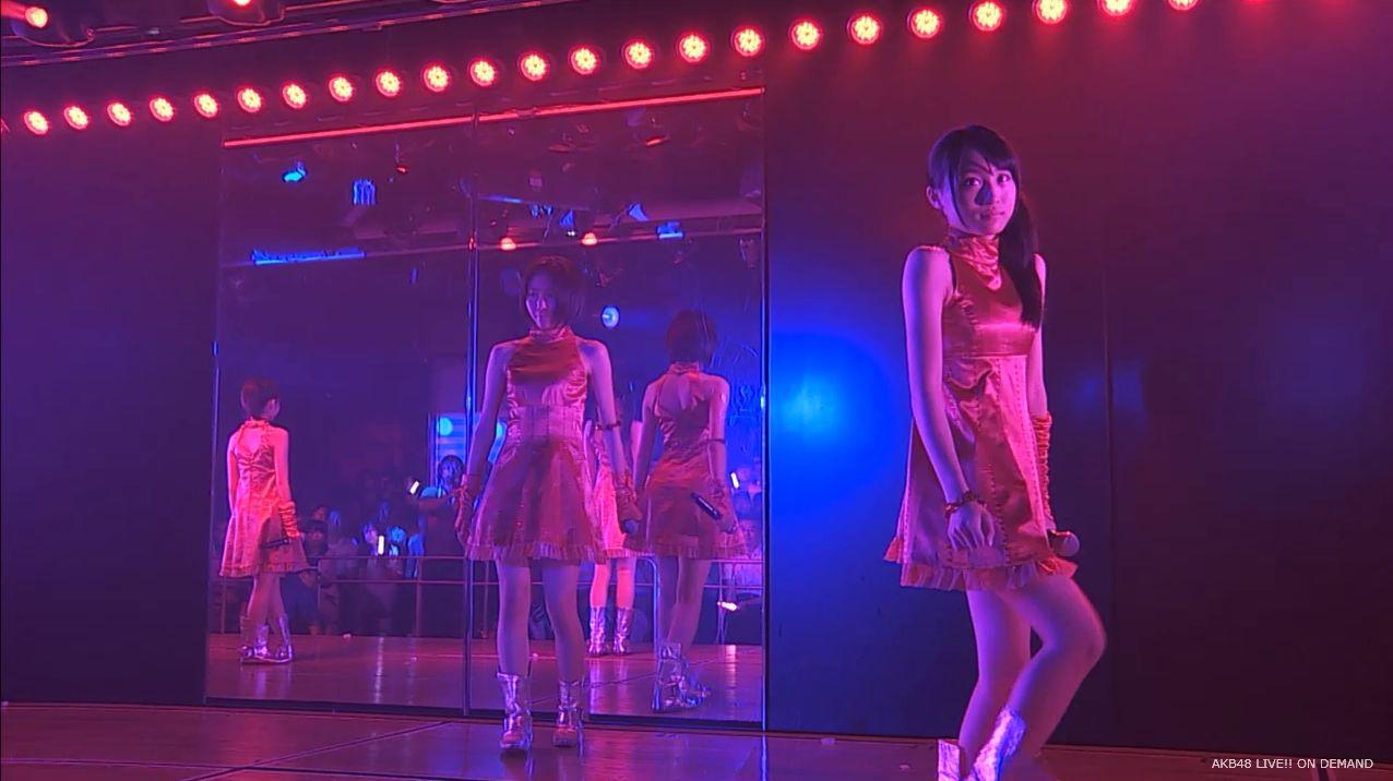 チーム8坂口渚沙 劇場公演デビュー 20140806 (53)