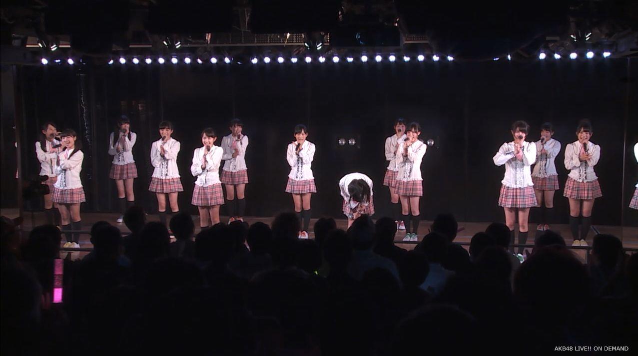 チーム8劇場公演 坂口渚沙 自己紹介MC (10)