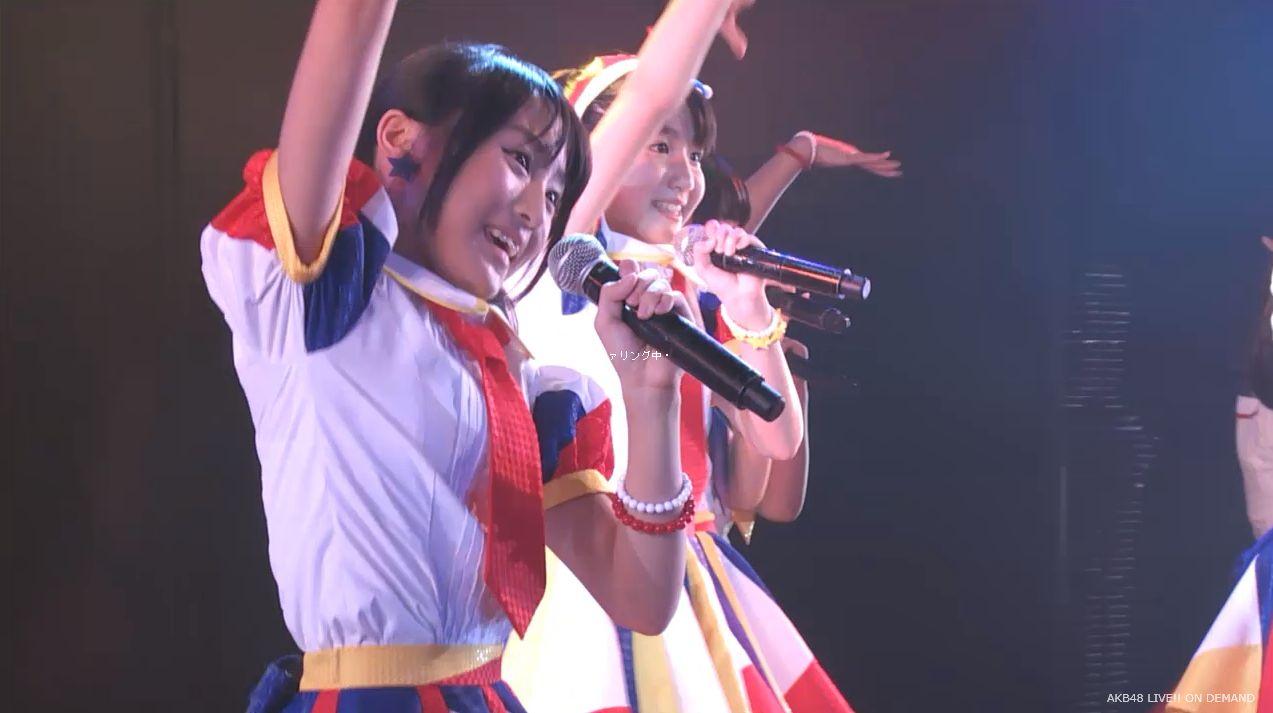 チーム8坂口渚沙 劇場公演デビュー 20140806 (142)