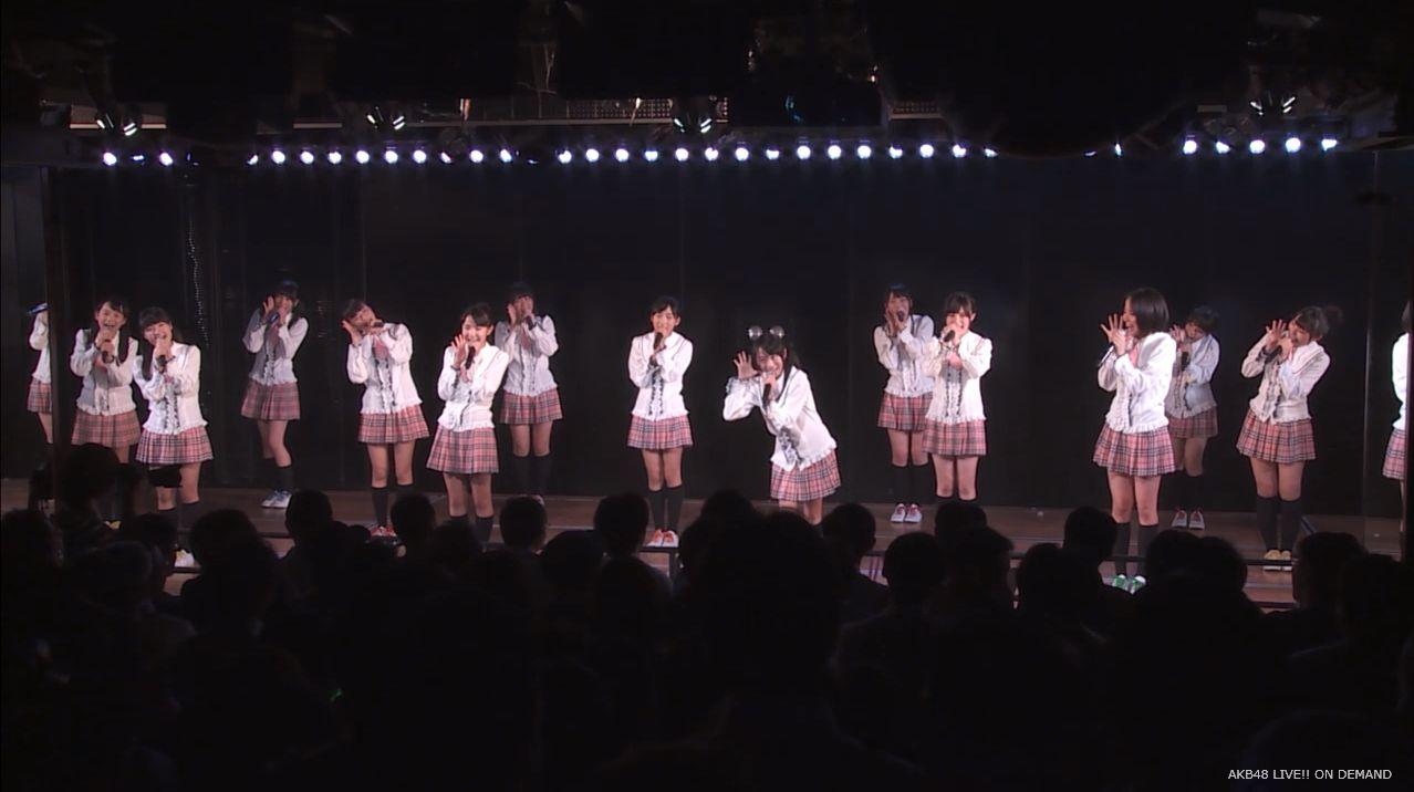 チーム8坂口渚沙 劇場公演デビュー 20140806 (20)