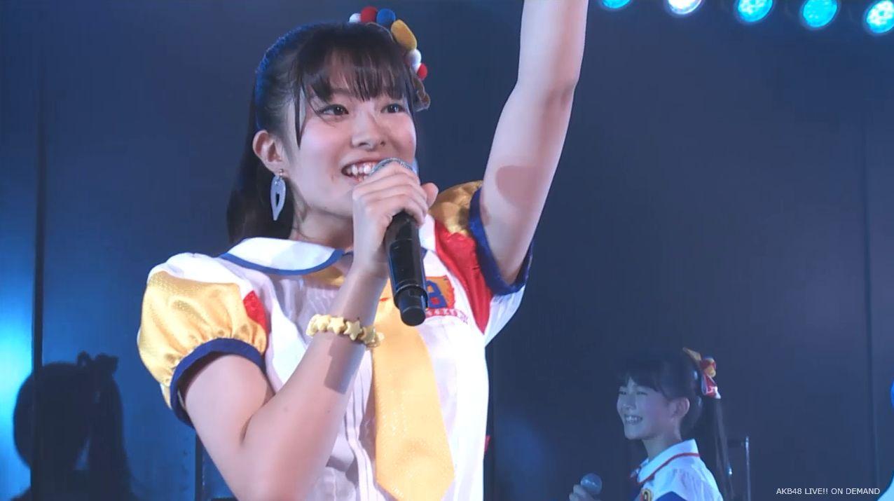 AKB48チーム8 ポニーテールとシュシュ 20140805 (3)