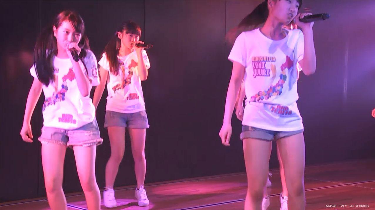 AKB48チーム8 スカートひらり 20140805 (7)
