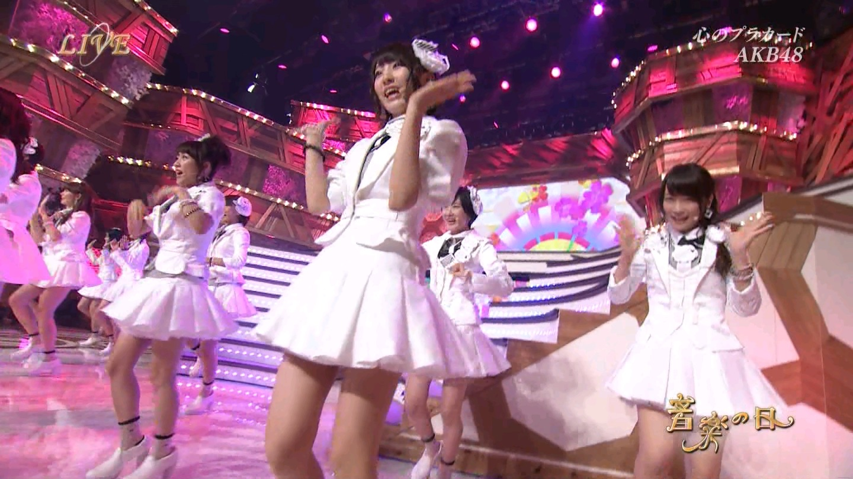 音楽の日 宮脇咲良AKB48 HKT48 20140802 (50)