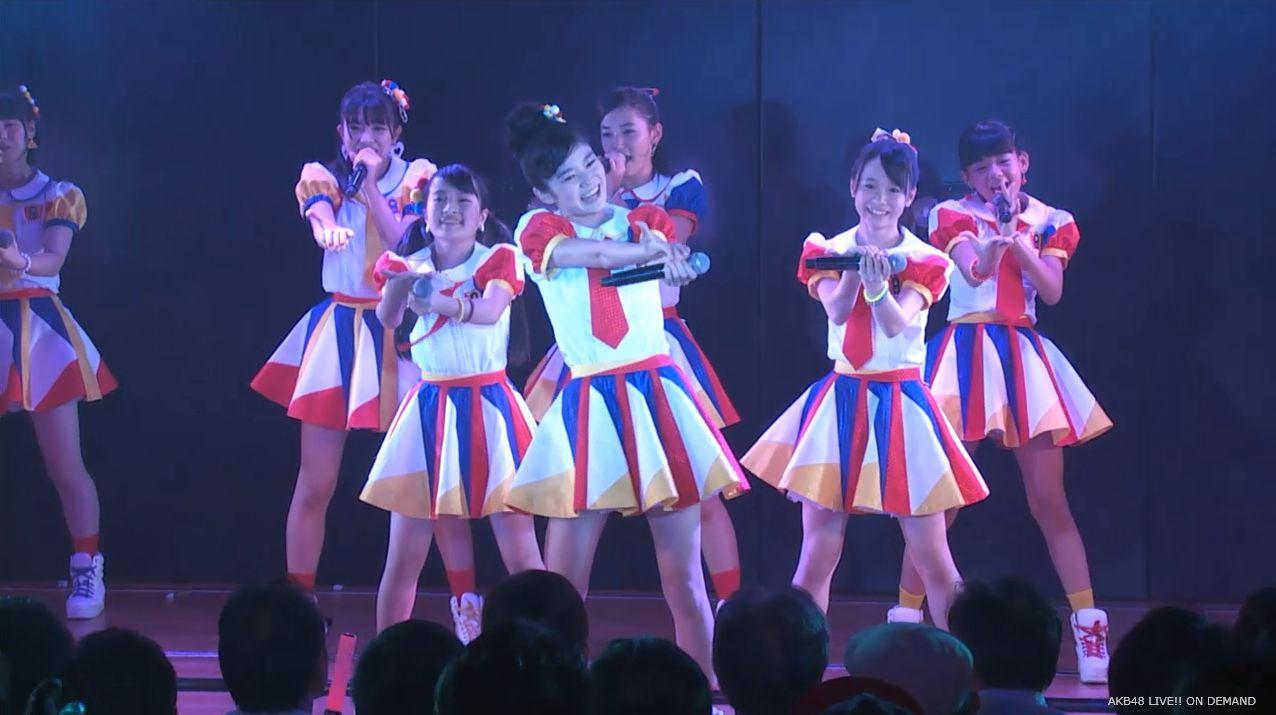 AKB48チーム8 言い訳Maybe 20140805 (17)