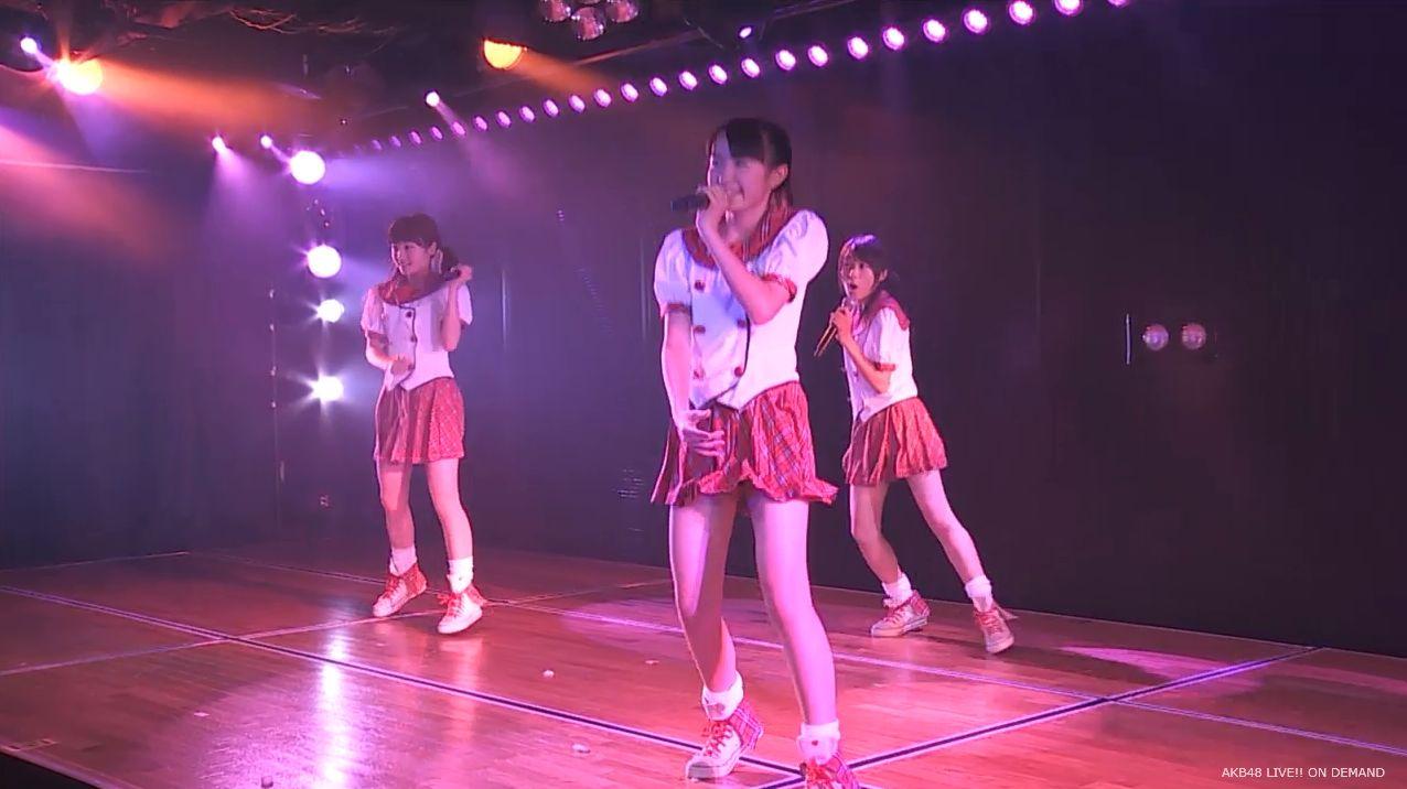 チーム8坂口渚沙 劇場公演デビュー 20140806 (38)