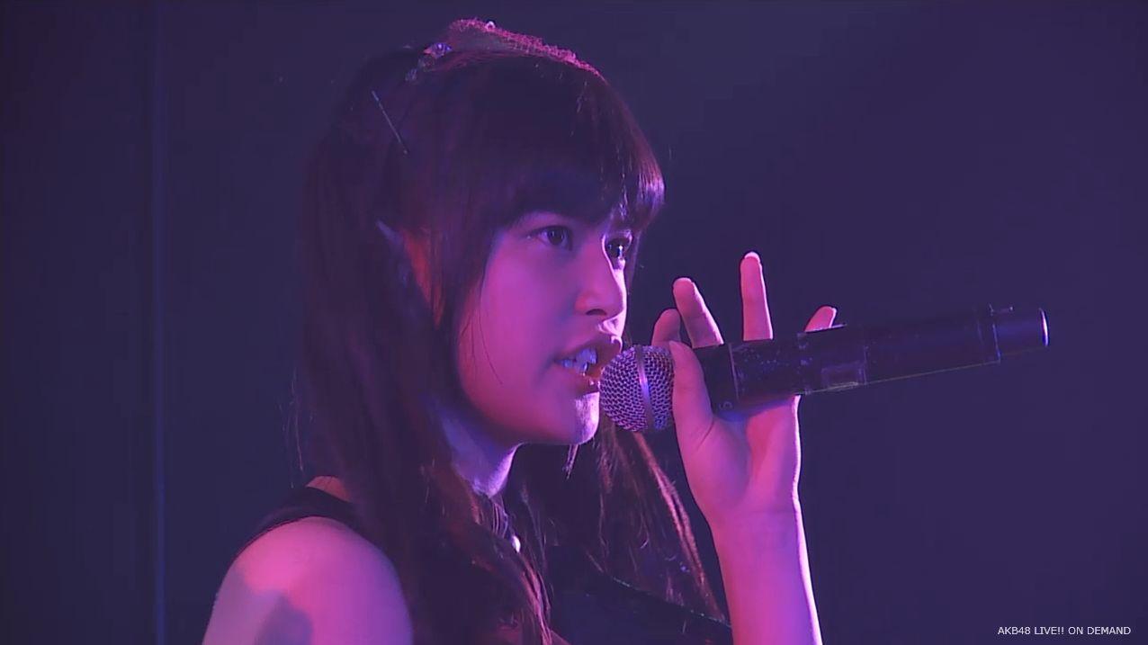 AKB48 チームAツインテール公演 田北香世子 自己紹介&黒い天使 (25)