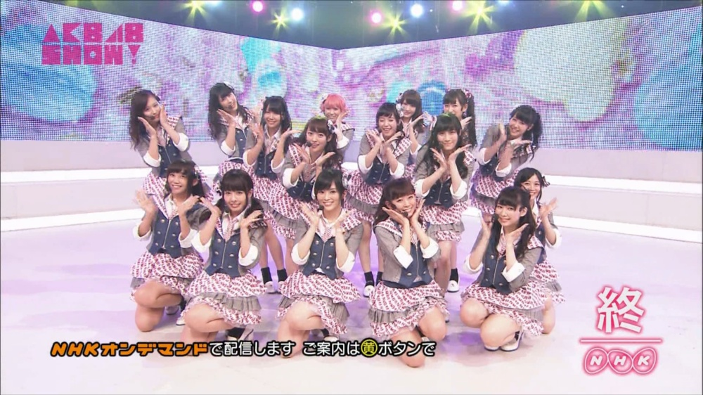 AKB48SHOW NMB48生徒手帳の写真は気に入ってないの法則 20140816 (80)_R