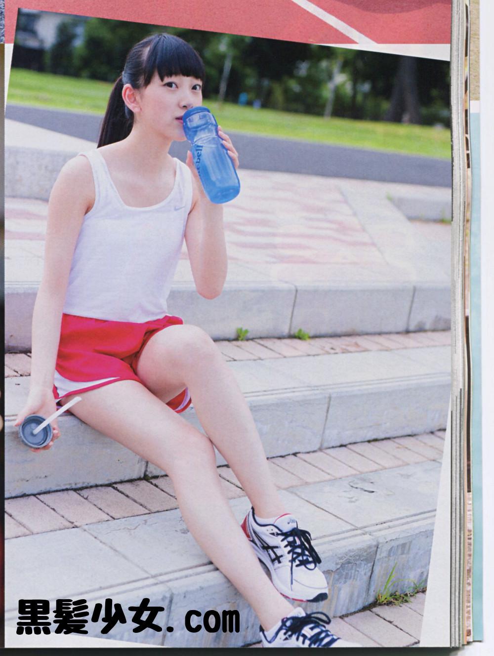 EX大衆10月号  堀未央奈 (6)