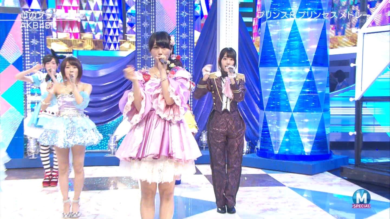 宮脇咲良 AKB48ミュージックステーション Mステ20140926 (69)