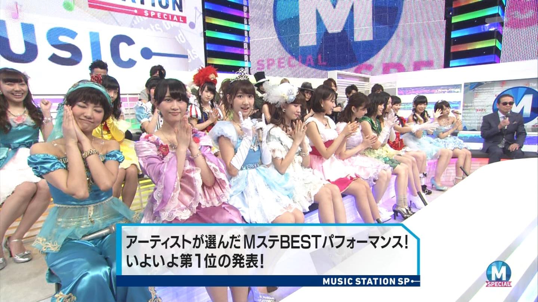宮脇咲良 AKB48ミュージックステーション Mステ20140926 (90)