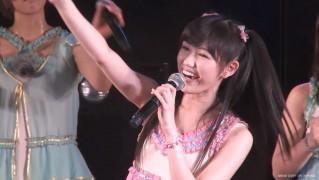 渡辺麻友ツインテール チームB公演 20140905 (56)