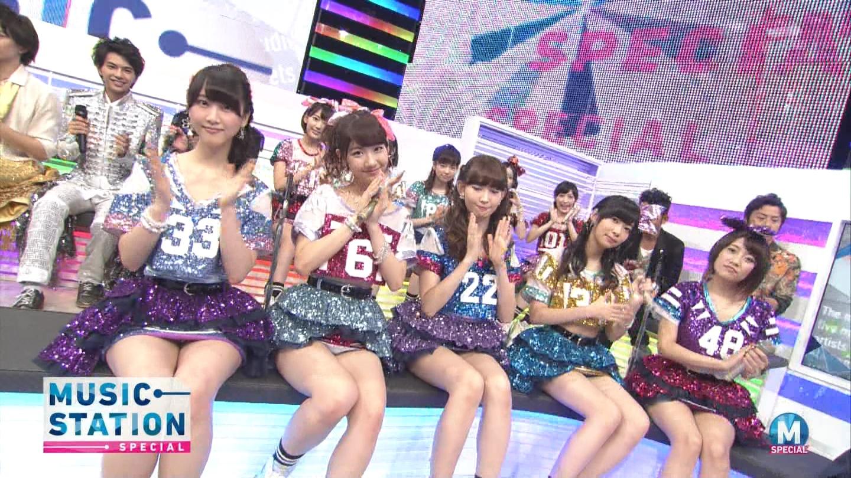 宮脇咲良 AKB48ミュージックステーション Mステ20140926 (12)