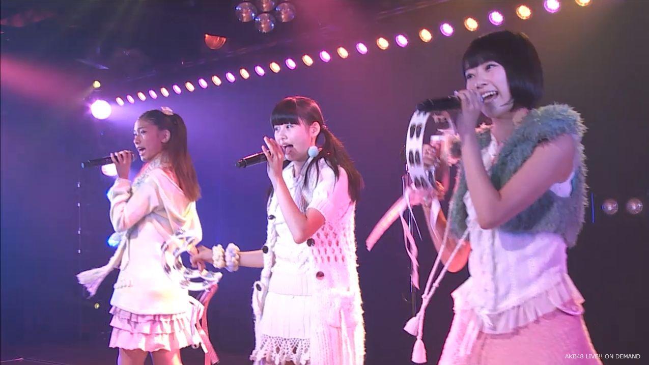 宮脇咲良 ハート型ウィルス AKB48チームA公演20140910 (44)