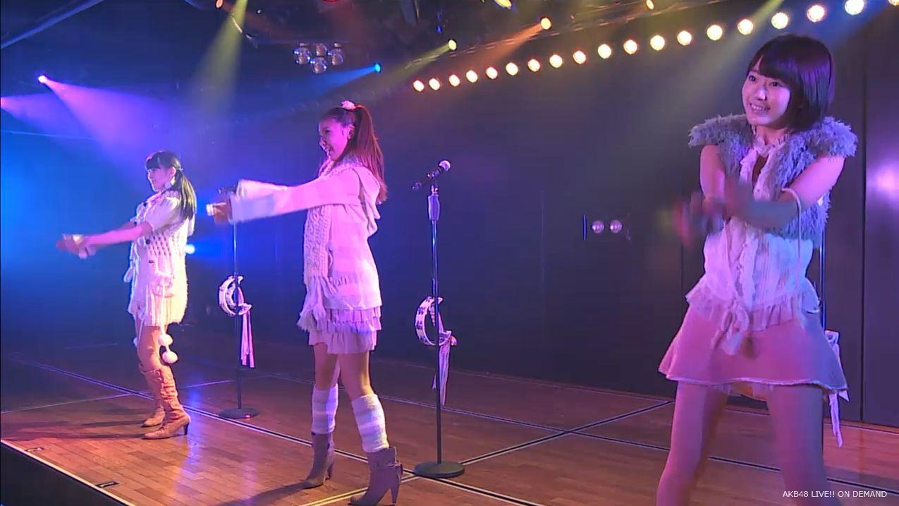 宮脇咲良 ハート型ウィルス AKB48チームA公演20140910 (36)