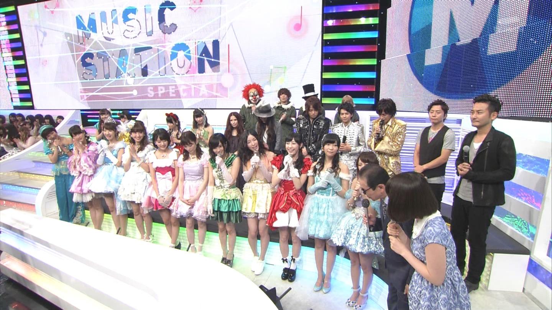宮脇咲良 AKB48ミュージックステーション Mステ20140926 (92)