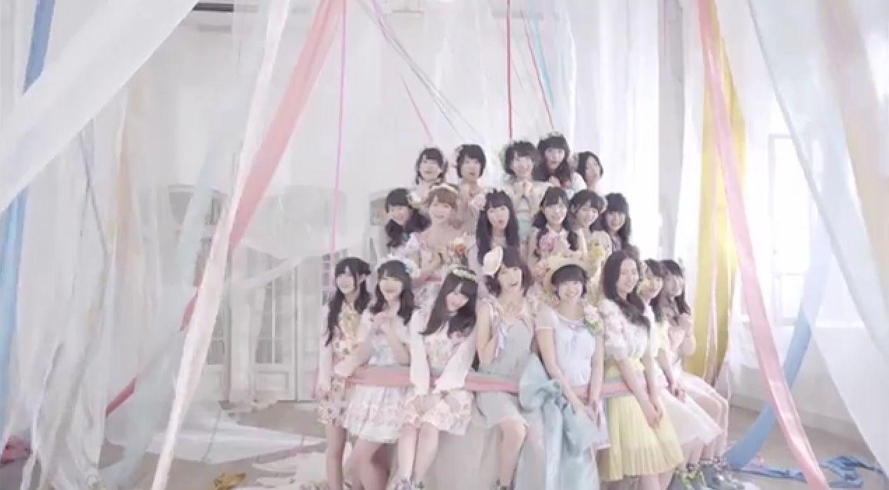 HKT48チームKⅣ「夏の前」 MV (5)
