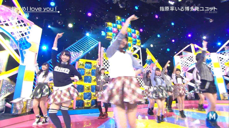 宮脇咲良 ミュージックステーション 控えめI love you 20140905 (45)