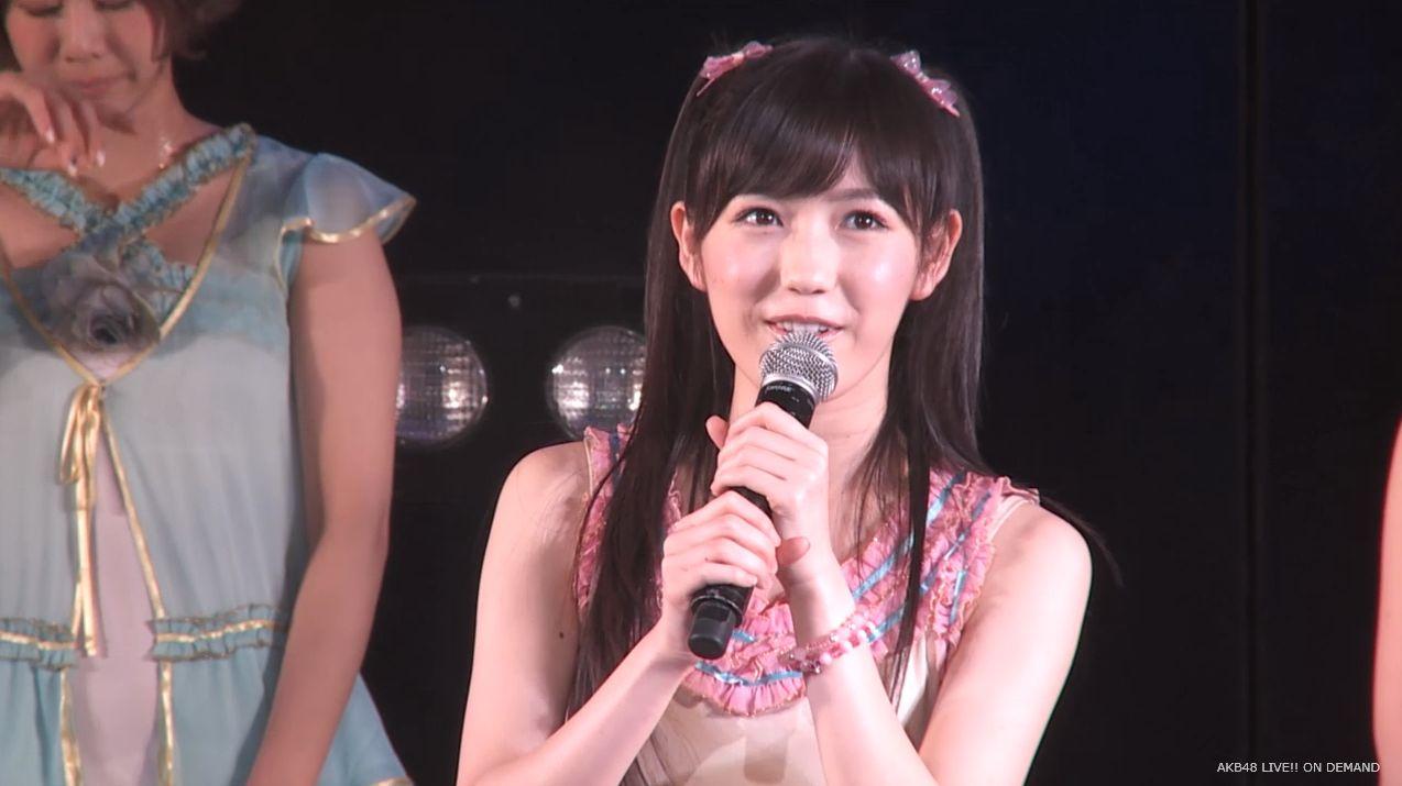 渡辺麻友ツインテール チームB公演 20140905 (34)