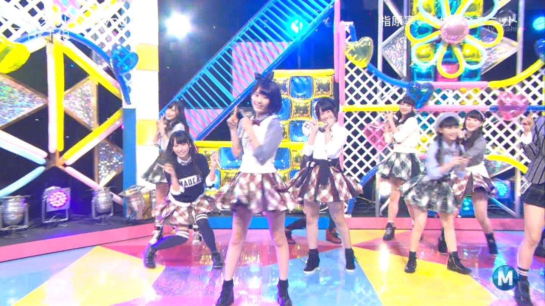 朝長美桜 ミュージックステーション 控えめI love you 20140905 (13)