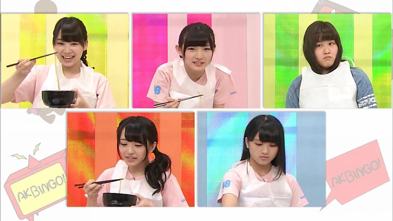向井地美音 AKBINGO!「センターどぼん」 20140924 (14)