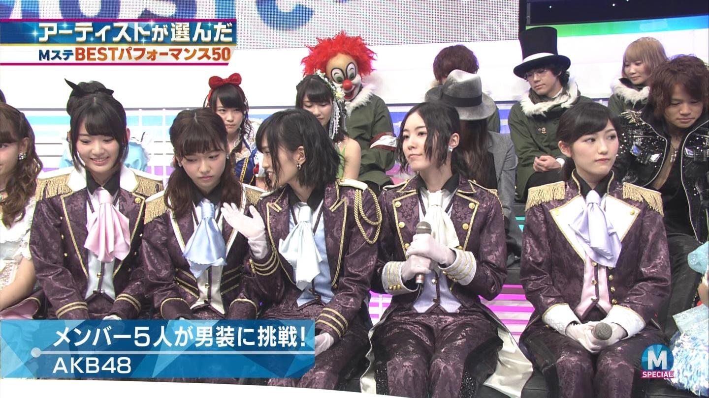 宮脇咲良 AKB48ミュージックステーション Mステ20140926 (32)
