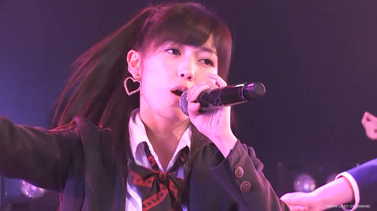 渡辺麻友ツインテール two years later チームB公演 20140905 (18)