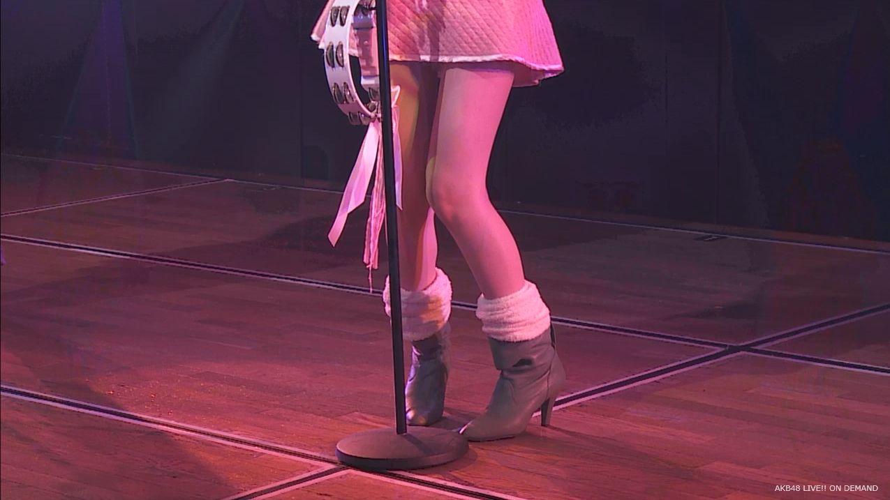 宮脇咲良 ハート型ウィルス AKB48チームA公演20140910 (8)