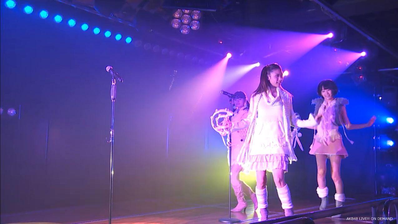 宮脇咲良 ハート型ウィルス AKB48チームA公演20140910 (21)