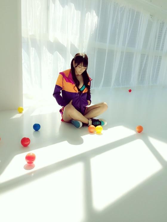 白間美瑠 エンタメ11月号 オフショット