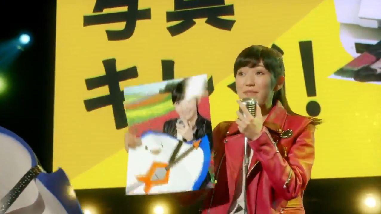 AKB48 渡辺麻友EPSONカラリオCM (15)