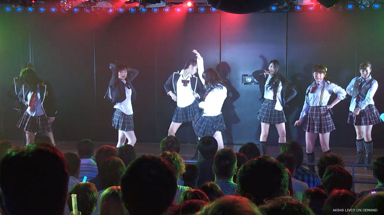 渡辺麻友ツインテール two years later チームB公演 20140905 (26)