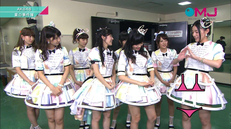 AKB48 心のプラカード MJ 柏木由紀 20140901 (4)