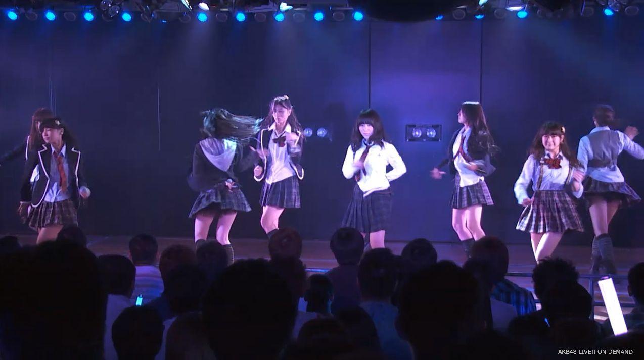 渡辺麻友ツインテール two years later チームB公演 20140905 (27)