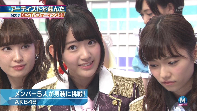 宮脇咲良 AKB48ミュージックステーション Mステ20140926 (25)