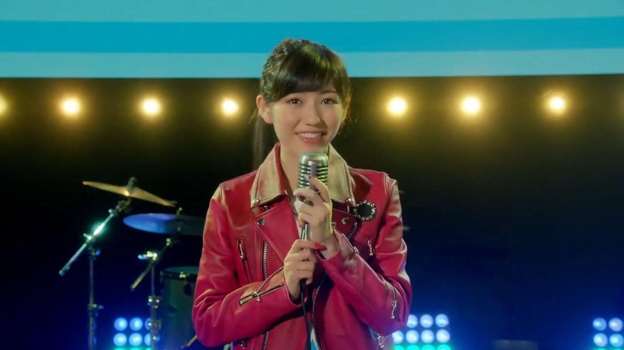 AKB48 渡辺麻友EPSONカラリオCM (34)