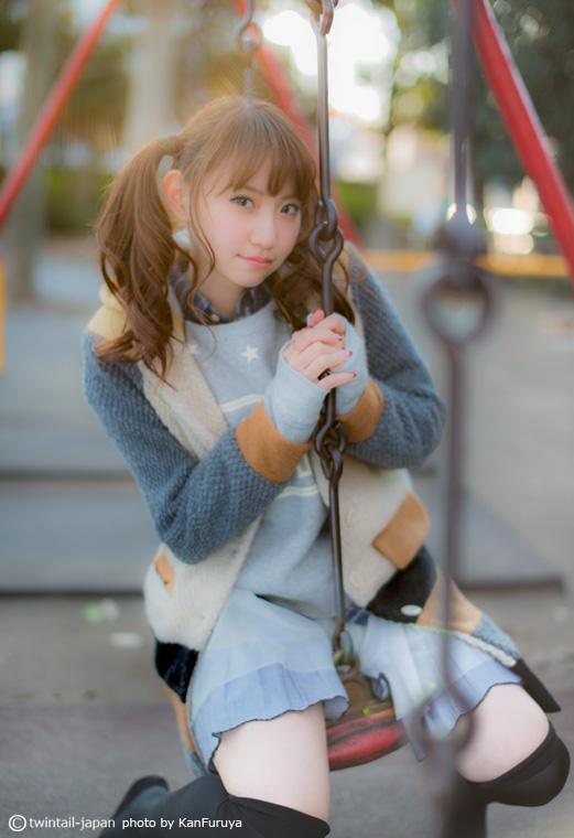 ツインテール永尾まりや (6)