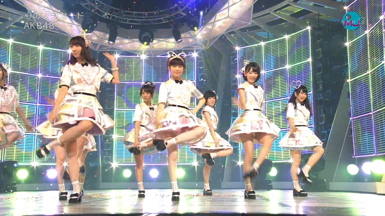 AKB48 心のプラカード MJ 川栄李奈 20140901 (3)