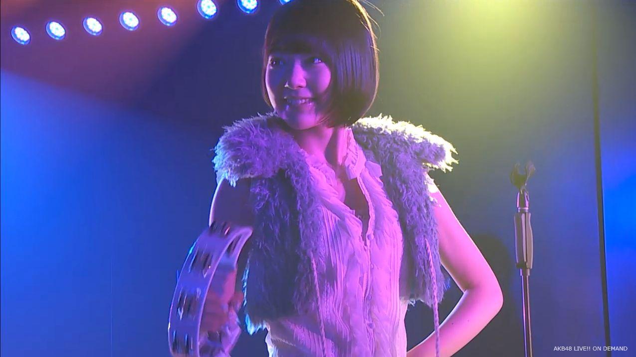 宮脇咲良 ハート型ウィルス AKB48チームA公演20140910 (46)