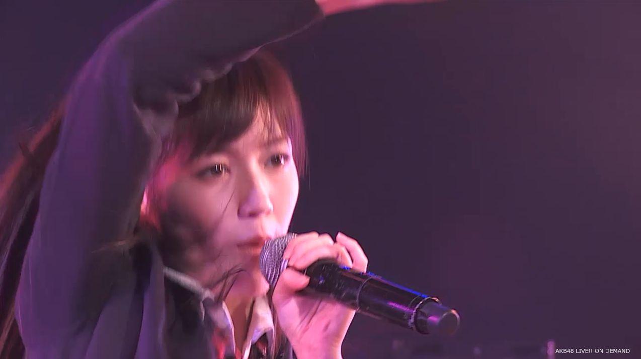渡辺麻友ツインテール two years later チームB公演 20140905 (17)