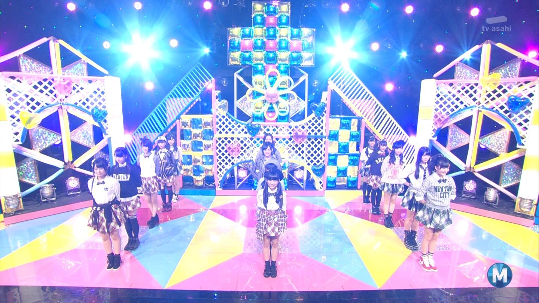 矢吹奈子 ミュージックステーション 控えめI love you 20140905 (18)