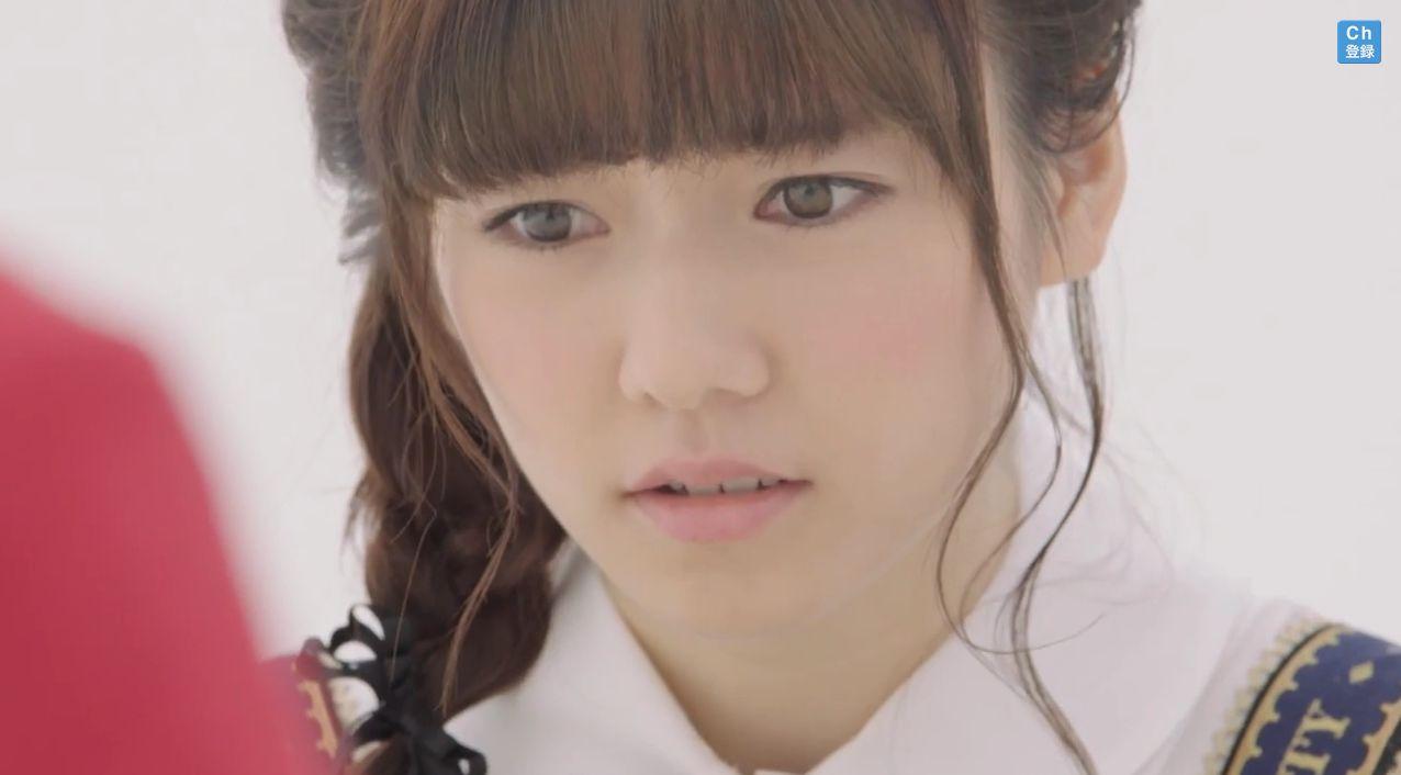 AKB48島崎遥香 マルちゃん正麺 塩味CM (8)