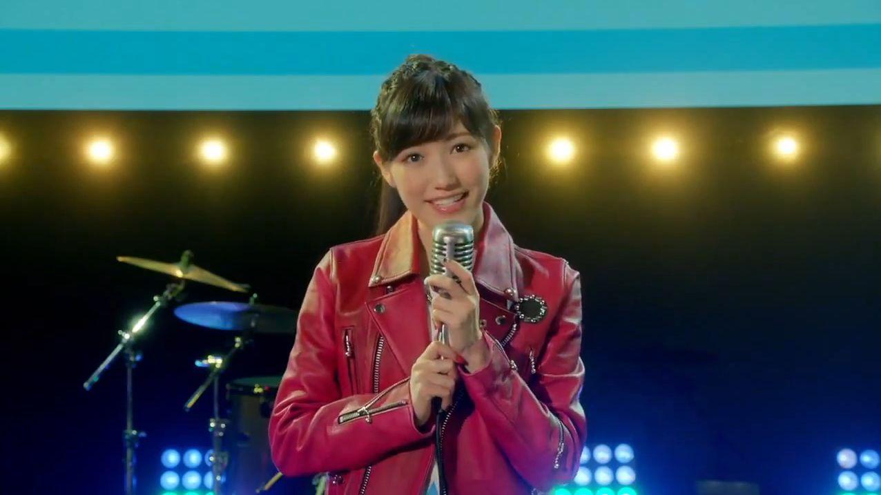 AKB48 渡辺麻友EPSONカラリオCM (37)